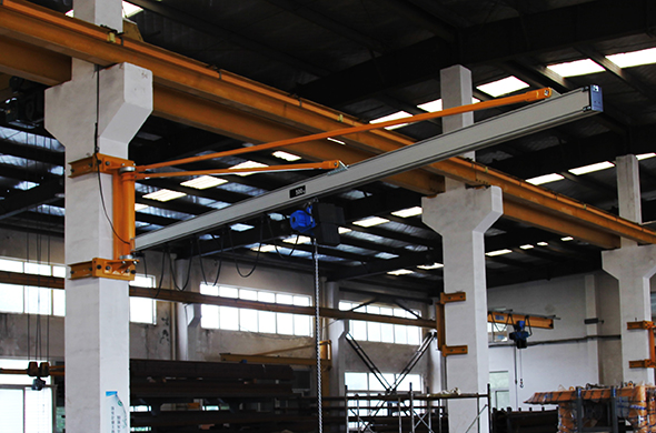 DXH Wall Mounted Jib Crane
