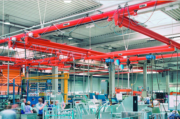 KBK Single Girder Crane